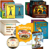 Camp Kilimanjaro VBS: Toddler Resource Kit