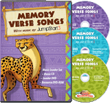 Camp Kilimanjaro VBS: Contemporary Memory Verse Songs Music Leader Set