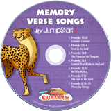 Camp Kilimanjaro VBS: Memory Verse Songs Contemporary Student CD