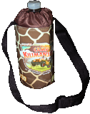 Camp Kilimanjaro VBS: Water Bottle Cover