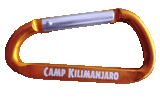 Camp Kilimanjaro VBS: Carabiner