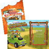Camp Kilimanjaro VBS: Photo Frame