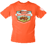Camp Kilimanjaro VBS: T-Shirt: Youth Large