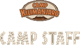 Camp Kilimanjaro VBS: Iron-On Leader Logo