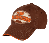 Camp Kilimanjaro VBS: Leader Hat