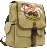 Camp Kilimanjaro VBS: Backpack