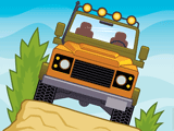 Camp Kilimanjaro VBS: Scene Setter - Jeep