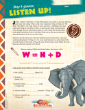 Camp Kilimanjaro VBS: Junior Student Guide (KJV)