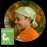 Camp Kilimanjaro VBS: Leso Bandanas: Green