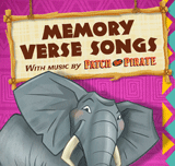 Camp Kilimanjaro VBS: Traditional Memory Verse Sheet Music: PDF