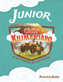 Camp Kilimanjaro VBS: Junior Teacher Guide: PDF