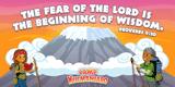 Camp Kilimanjaro VBS: Scene Setter - Theme Verse: PDF