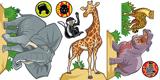 Camp Kilimanjaro VBS: Scene Setter - Animal Pals: PDF