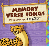 Camp Kilimanjaro VBS: JumpStart3 Memory Verse Digital Music Leader Set