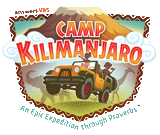Camp Kilimanjaro VBS: Digital Decorations Kit