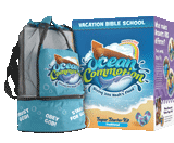 Ocean Commotion VBS: Super Starter Kit: Traditional