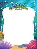 Ocean Commotion VBS: Nametags