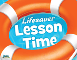 Ocean Commotion VBS: LIfesaver Lesson Time Rotation Sign