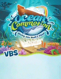 Ocean Commotion VBS: Promotional Poster