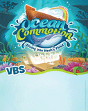 Ocean Commotion VBS: Promotional Flier