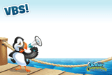 Ocean Commotion VBS: Outdoor Banner