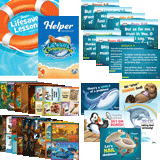 Ocean Commotion VBS: Junior Resource Kit