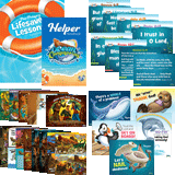 Ocean Commotion VBS: Pre-Primary Resource Kit