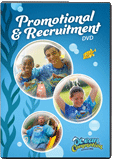 Ocean Commotion VBS: Promotion and Recruitment DVD