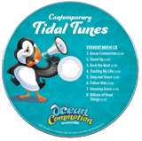 Ocean Commotion VBS: Student Music Audio CD: Contemporary