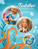 Ocean Commotion VBS: Toddler Student Guide: NKJV