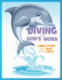Ocean Commotion VBS: Diving Into God's Word Booklet