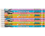 Ocean Commotion VBS: Pencils