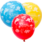 Ocean Commotion VBS: Balloons
