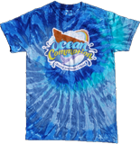 Ocean Commotion VBS: T-Shirt: Youth Medium