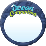 Ocean Commotion VBS: Name Button