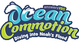 Ocean Commotion VBS: Iron-On Patch