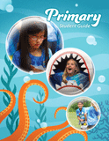 Ocean Commotion VBS: Primary Student Guide: KJV
