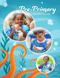 Ocean Commotion VBS: Pre-Primary Student Guide: KJV
