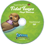 Ocean Commotion VBS: Hand Motions DVD: Traditional