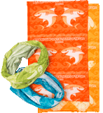 Ocean Commotion VBS: Tubular Bandanas: Orange