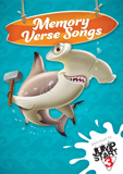 Ocean Commotion: Memory Verse Songs Contemporary Digital Album