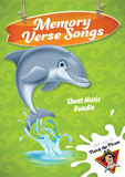 Ocean Commotion VBS: Traditional Memory Verse Sheet Music: PDF