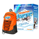 Operation Arctic VBS: Super Starter Kit: Traditional