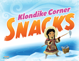 Operation Arctic VBS: Klondike Corner Snacks Rotation Sign