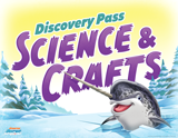 Operation Arctic VBS: Discovery Pass Science and Crafts Rotation Sign