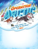 Operation Arctic VBS: Promotional Poster