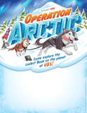 Operation Arctic VBS: Promotional Flier