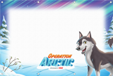 Operation Arctic VBS: Outdoor Banner