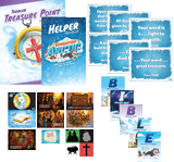 Operation Arctic VBS: Toddler Resource Kit