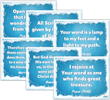 Operation Arctic VBS: Junior Memory Verse Posters